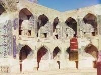 Old photos of Samarkand