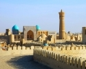 Is there a hostel in Bukhara, Uzbekistan? If so, I'm there!