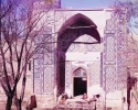 Old photos of Samarkand