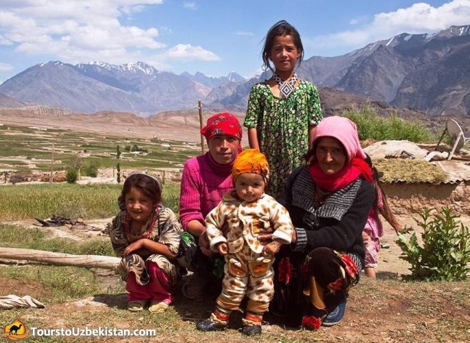 Tajik People Photogallery Photogallery Of Tajikistan