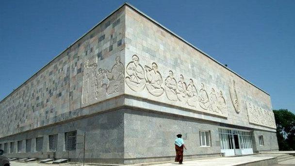 музей истории самарканда