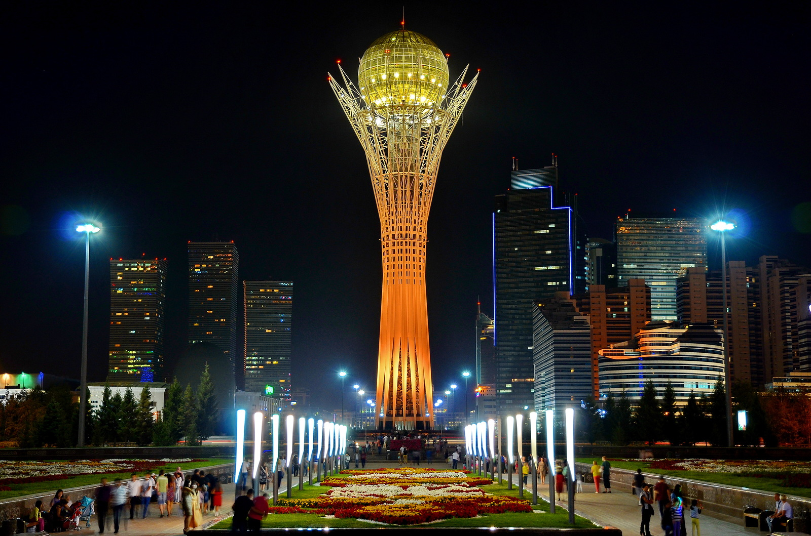 Tower Astana Baiterek