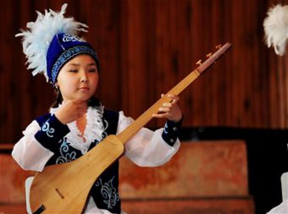 Музыка Кыргызстана