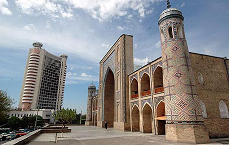 Ташкент – один из популярных городов у россиян