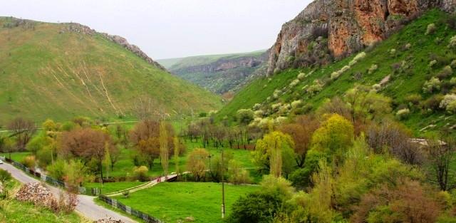 Tourism of Zhambyl region