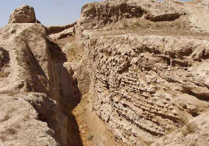 Akhsikent settlement