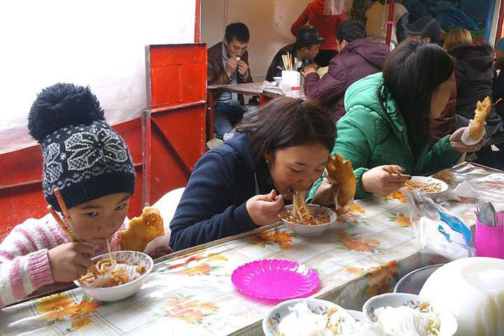 Ashlyan-fu in the foothills of Karakol are the most tasty