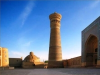 Documental movie about Bukhara