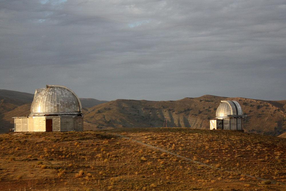 Обсерватория Майданак