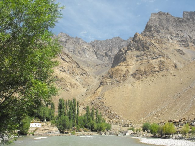 Pamir is one of the best places for travel