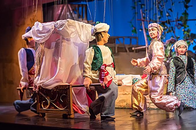 Uzbek Marionettes Theater