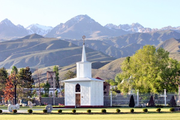 Sights of Kyrgyzstan