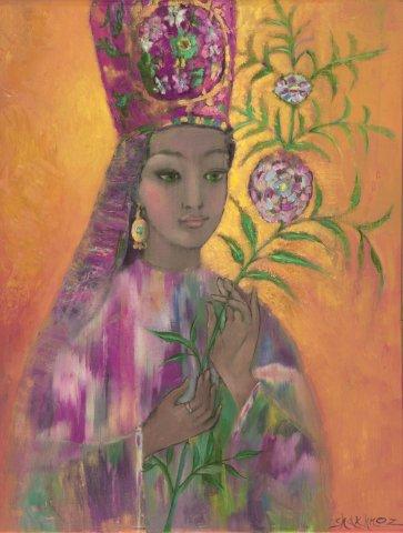 Shakhnoz Abdullaeva