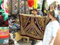 uzbek shopping