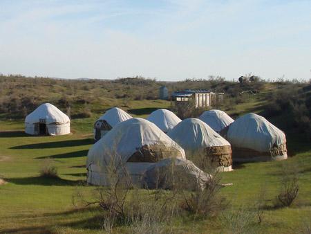 Uzbek yurta