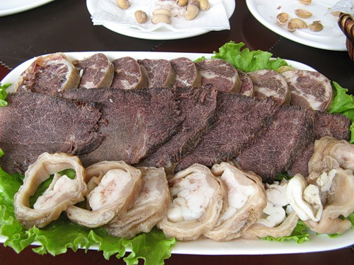 манты с картошкой и грибами с фото