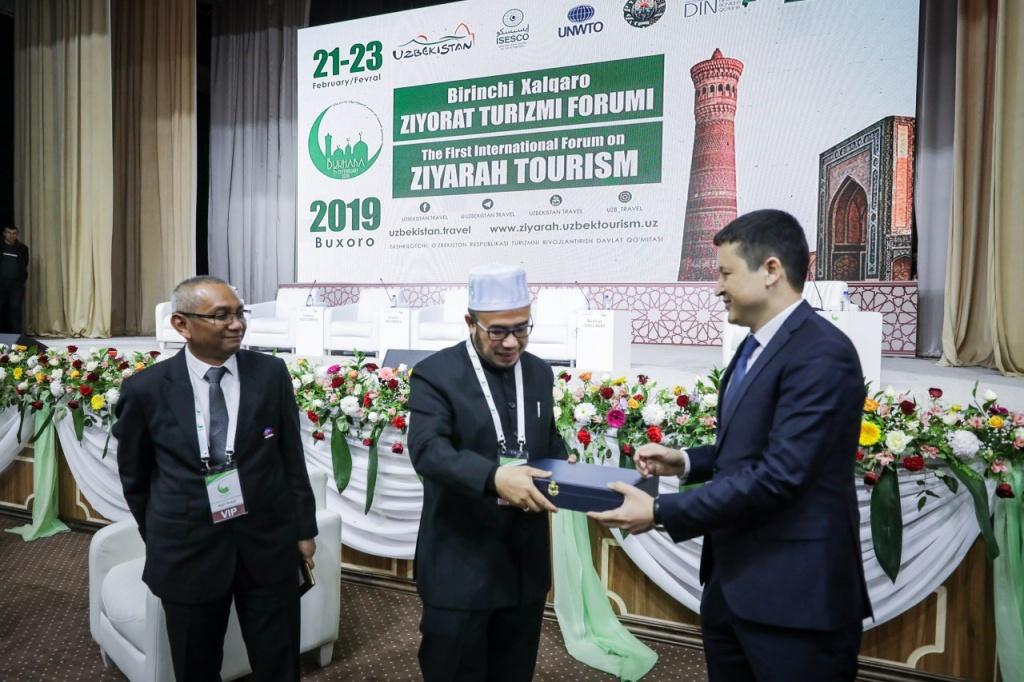 Mufti, Ziyorat tourism, Uzbekistan news