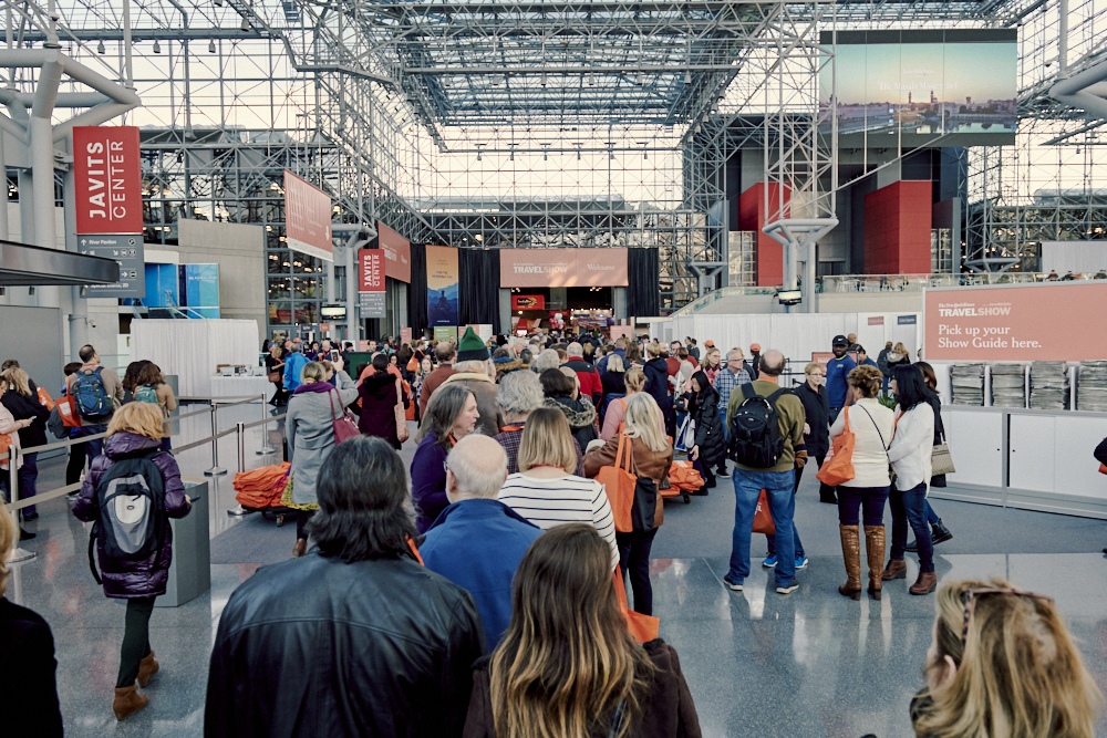 The New York Times Travel Show 2019