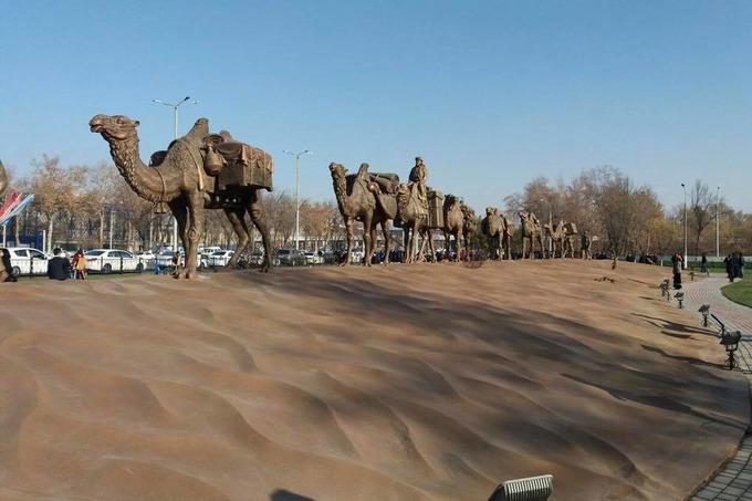 Caravan tashkent