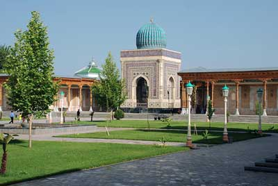 Image result for Uzbekistan Imam Al Bukhari mosque images