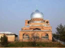 Kaffal Shashi Mausoleum, Sights of Tashkent