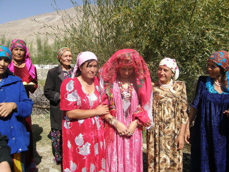Cultural heritage of the Tajik people, Tajik people, It is interesting