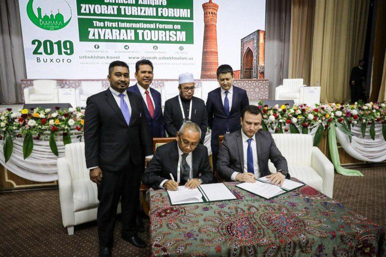 туризм в Узбекистане, паломничество