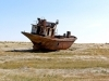 К Аральскому морю...