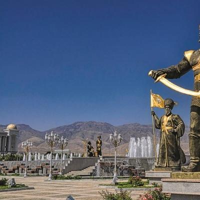 Короткий 3х дневный тур в Туркменистан