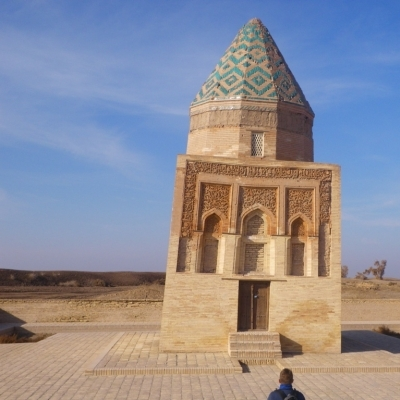 Turkmenistan & UZBEKISTAN for 9 days