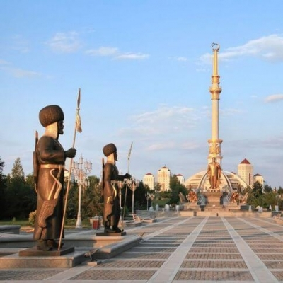 6 day tour in Turkmenistan