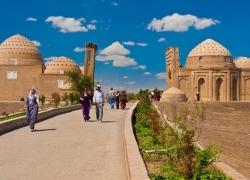 Туркменистан - Узбекистан - Кыргызстан | 15 дней
