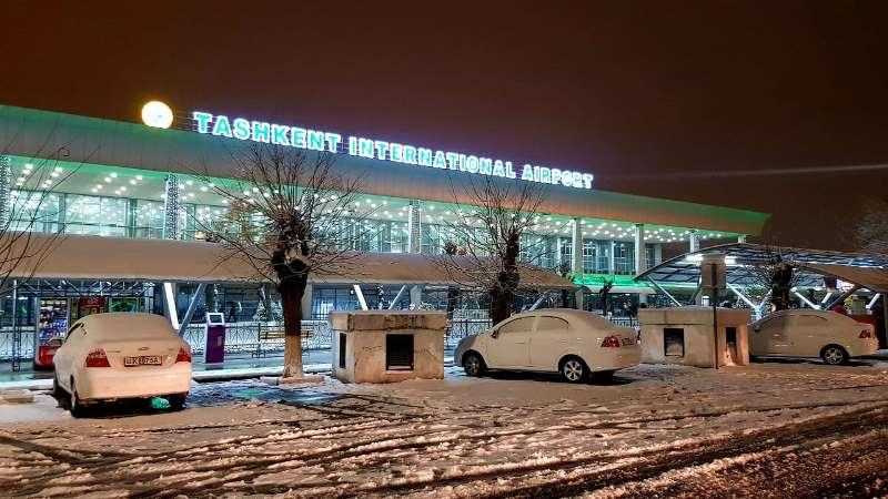 Tashkent Airport - Anur Tour Uzbekistan