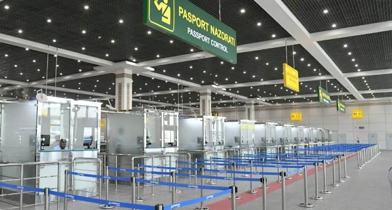 Международный аэропорт Ташкент - Анур Тур Узбекистан