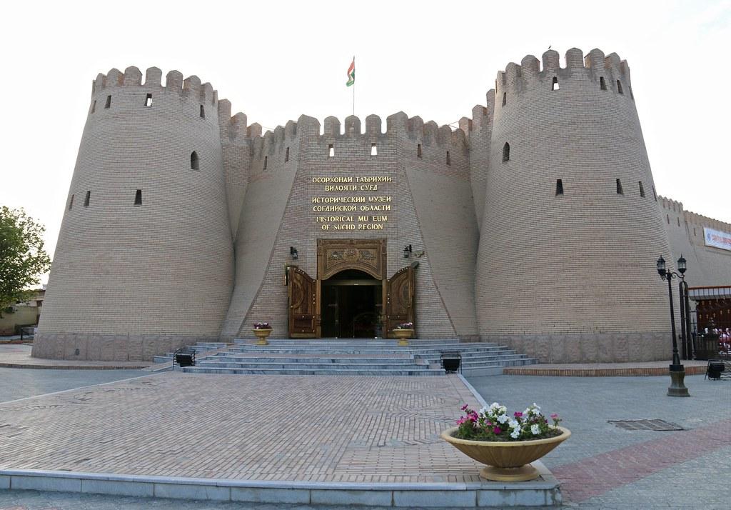 Temur Malik's Fortress
