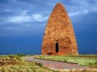 Места паломничества в Казахстане