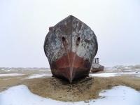 Муйнак, Аральское море