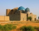 Religious places of interest in Kazakhstan