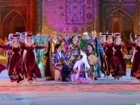 A 'Sharq Taronalari' festival