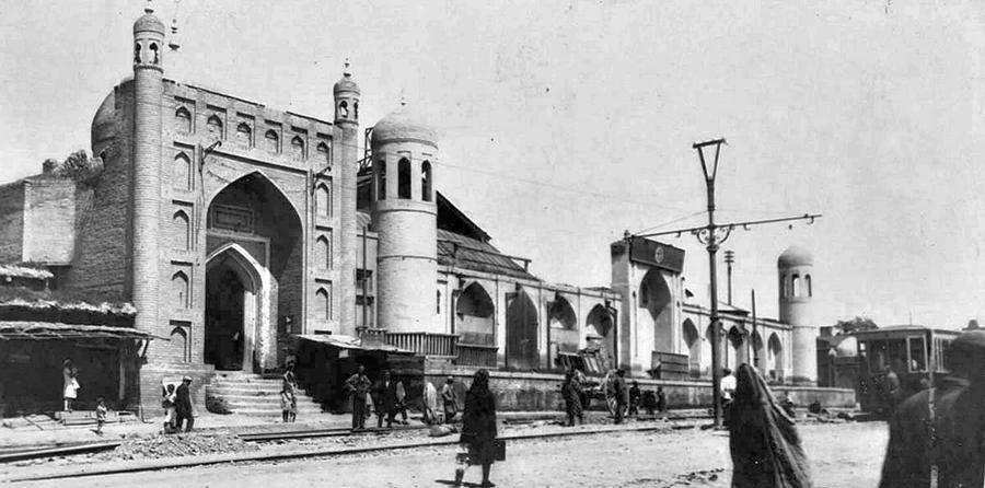 Tashkent History, Uzbekistan