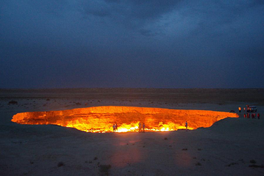 gaz crater darvaza