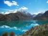 The flow of tourists to Tajikistan increased