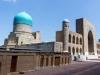 Uzbekistan has achieved a 'LOW' tourist risk ratin...