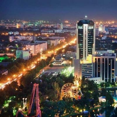 ウズベキスタン観光7日間