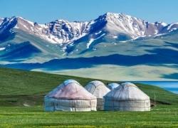 12 day tour Kyrgyzstan – Uzbekistan