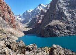 A las montañas de pamir