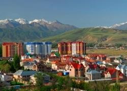 Primer encuentro con Kirguistán