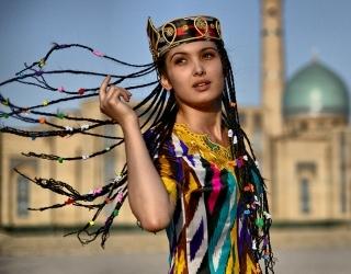 İstanbul'dan Özbekistan Turu