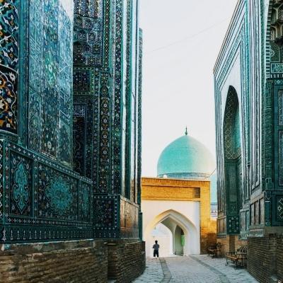 Uzbekistan 14 day tour