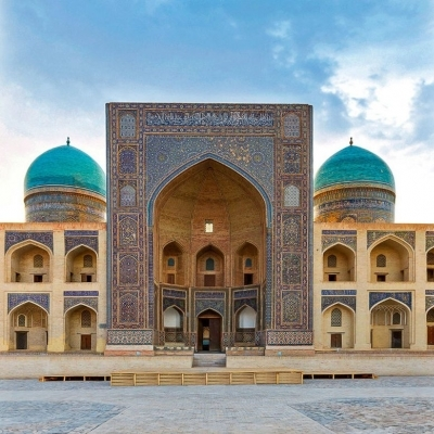 Тур из Алматы в Узбекистан